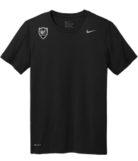 Nike Legend Tee Black (Logo 2)