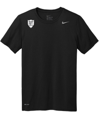 Nike Legend Tee Black (Logo 3)