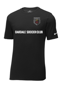 Nike Oakdale Soccer Club Shirt Black