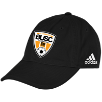 BUSC 50th BLACK ADIDAS HAT