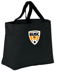 BUSC BLACK TOTE BAG