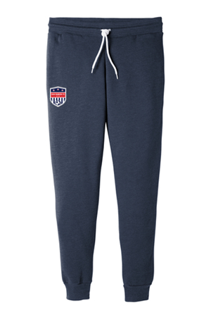 SRFC HEATHER NAVY COTTON JOGGER Image