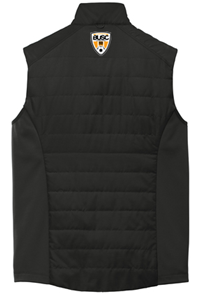 BUSC 50th BLACK INSULATED VEST