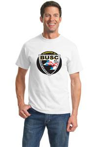 BUSC White T-shirt