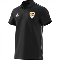 BUSC 50th Adidas Core 18 Polo