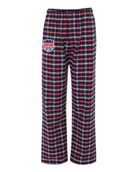 BOXER CRAFT RED/BLUE SRFC FLANNEL PANTS