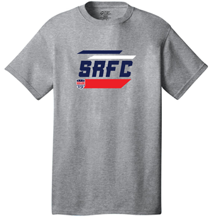SRFC STRIPES GRAPHIC TEE GRAPHITE Image