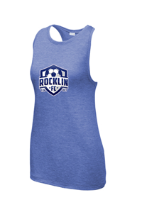 Women's Wicking Tank Blue