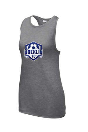 Women's Wicking Tank Grey Image