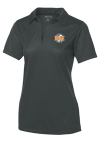 SPORT TEK WOMEN'S POLO GREY