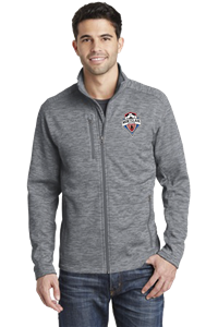 MSC Men's Grey Fleece Jacket