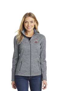 MSC Women's Grey Fleece Jacket