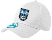 NEW ERA AFC ADJUSTABLE STRUCTURED CAP WHITE