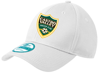 NEW ERA CVSC ADJUSTABLE STRUCTURED CAP WHITE