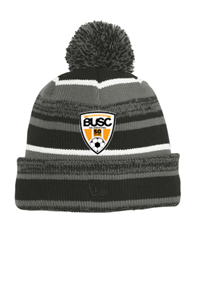 BUSC 50th NEW ERA BEANIE GREY