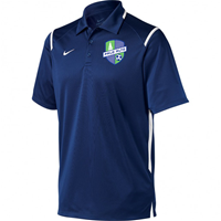 NIKE GAME DAY POLO NAVY