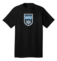 AFC Short Sleeve Cotton Tee Light Black
