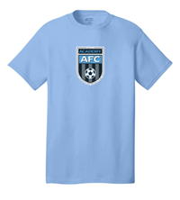 AFC Short Sleeve Cotton Tee Light Blue