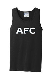 AFC Cotton Tank Top Black