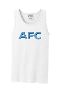 AFC Cotton Tank Top White