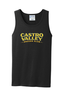 CVSC Cotton Tank Top Black
