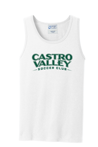 CVSC Cotton Tank Top White