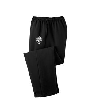 Ajax Fleece Sweatpant with Pockets Black Image