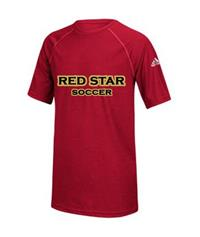 Red Star Training Tee