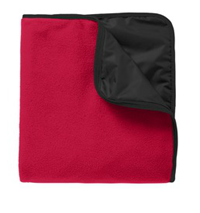 Mustang Fleece Blanket