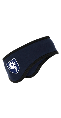 SPURS FLEECE HEADBAND (NAVY)