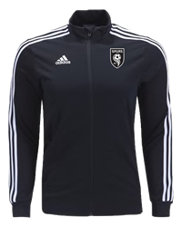 SPURS TIRO 19 JACKET (BLACK)