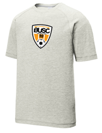 BUSC Men's Tri-Blend Tee Grey