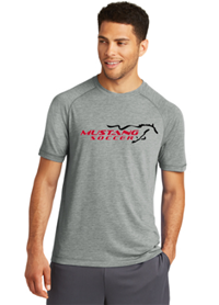 Men's Tri-Blend Tee Grey