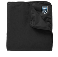 AFC BLACK FLEECE BLANKET
